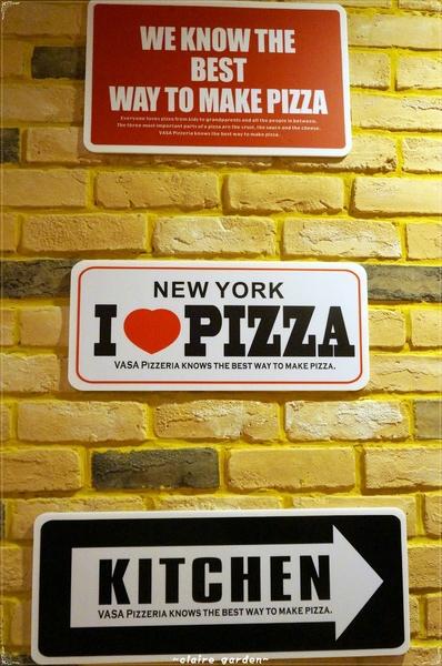 Vasa Pizzeria 瓦薩比薩(中山店):台北捷運中山站 vasa pizza~每道都是好〞哇賽〞的料理