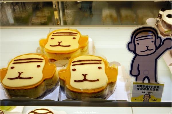 Aranzi Aronzo Cafe 阿朗基咖啡(新光三越南西店二館):臺北捷運中山站 阿朗基~讓人不知道如何下手的可愛餐點