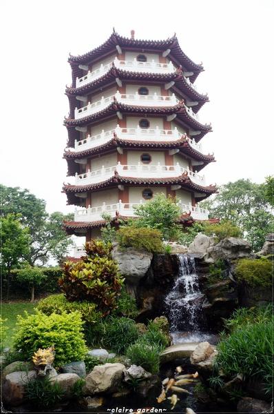 八卦山大佛風景區:[無料景點]彰化 八卦山大佛風景區~不只有大佛還有漂亮六合塔