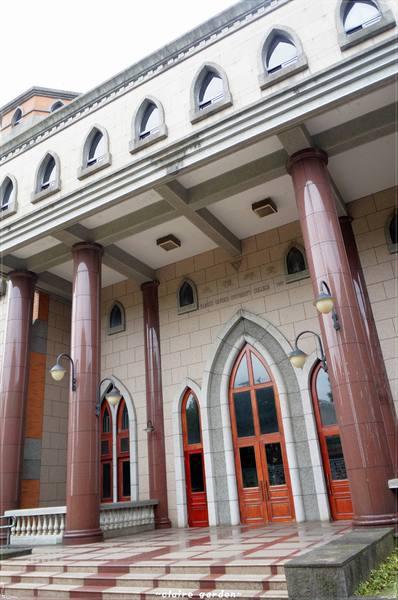 真理大學:[淡水地圖漫步行][無料景點]台北 真理街~真理大學、牛津學堂、小白宮、教士會館