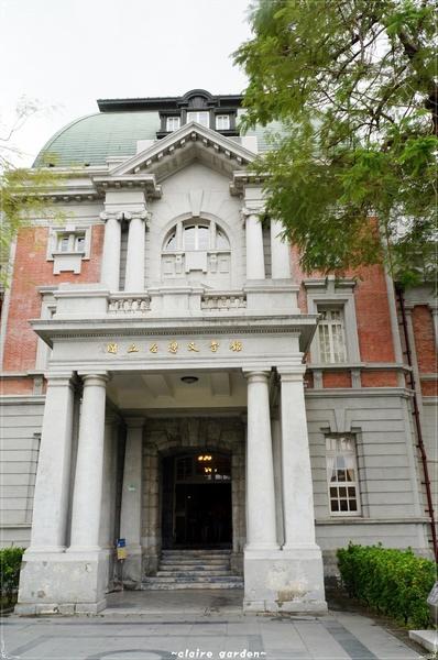 國立台灣文學館:[漫步中西區]國立台灣學館~建築裡還有建築呢