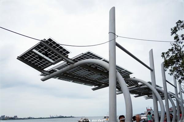 淡水一日遊:[淡水地圖漫步行]台北 淡水黃金水岸~巨大煙囪藝術區