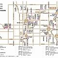台南市區觀光地圖
