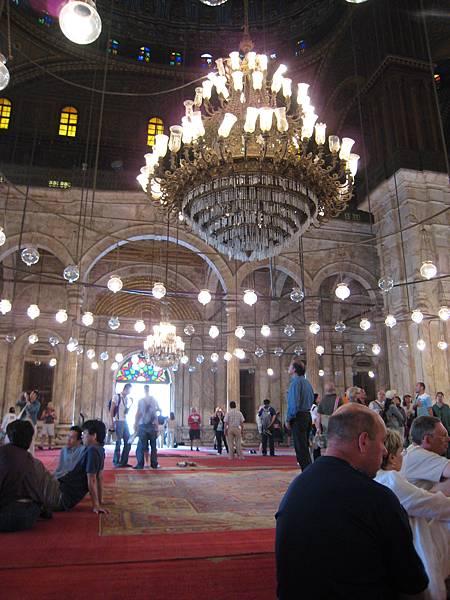 穆罕默德.阿里清真寺