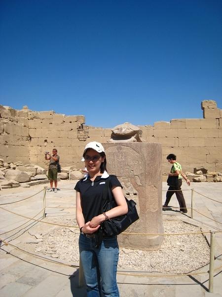 埃及day6-這張是聖甲蟲哦!~