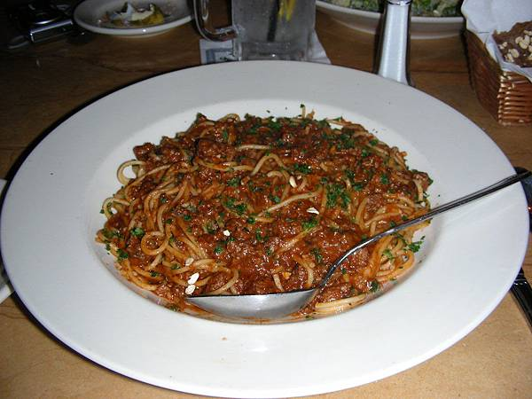 34.Pasta Bologenese of  Cheesecake  Factory.jpg
