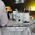 42.貓腳印民宿早餐-牛奶杯.JPG