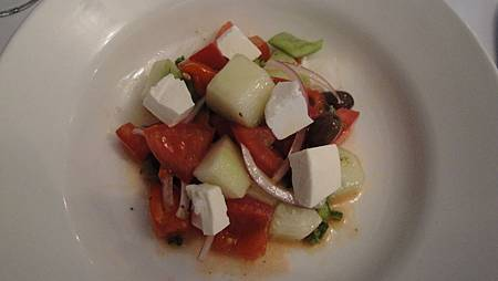 希臘菲塔乳酪沙拉