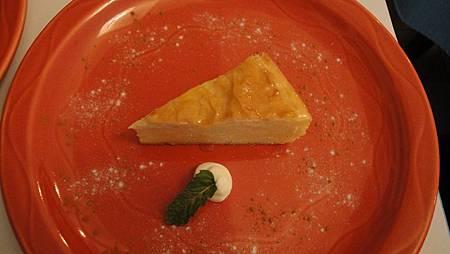 希臘千層牛奶玉米糕