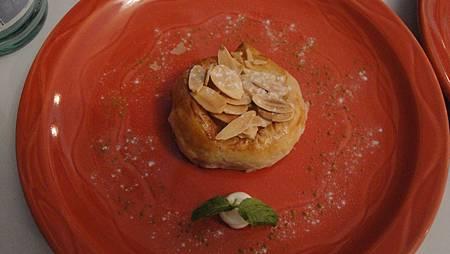 摩洛哥傳統杏仁捲餅
