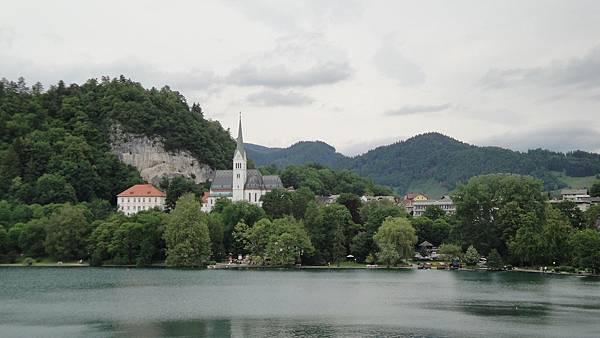 023.布雷德湖 (Bled Lake)
