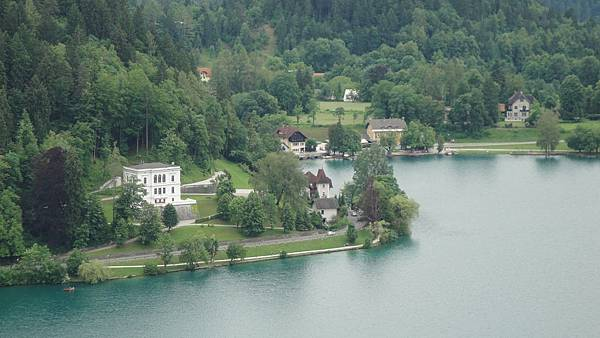 054.布雷德湖(Bled Lake)
