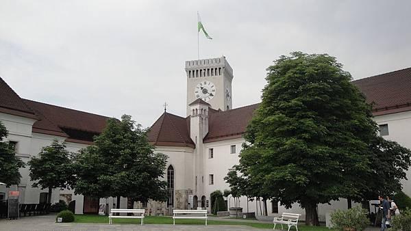 131.盧比安納城堡