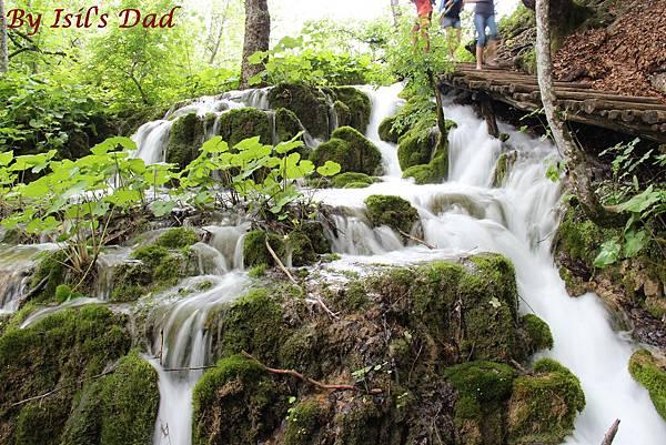 Croatia, Plitvice N. P.-120608-052-上湖區