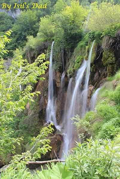 Croatia, Plitvice N. P.-120609-071-下湖區