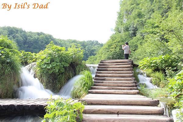 Croatia, Plitvice N. P.-120609-076-下湖區