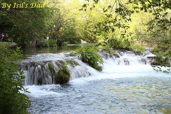 Croatia, Plitvice N. P.-120609-133-下湖區