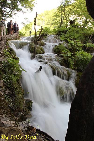 Croatia, Plitvice N. P.-120609-155-下湖區