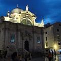 925.Dubrovnik-聖布雷瑟教堂