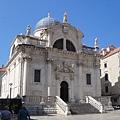 946.Dubrovnik-聖布雷瑟教堂