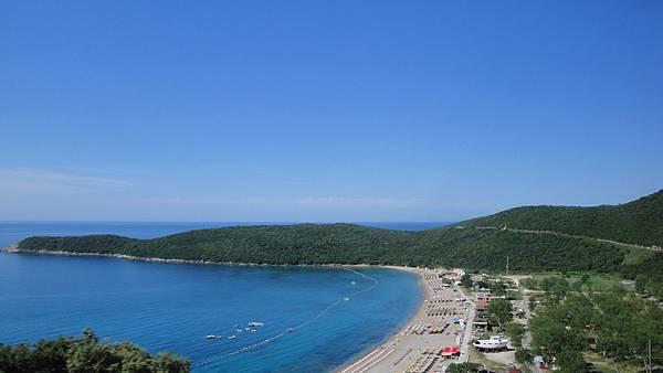 1195.布德瓦海灘