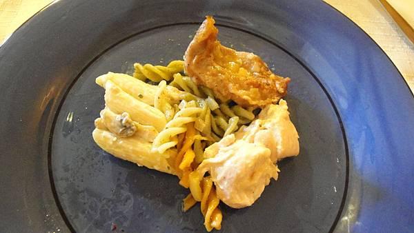 665.Stari Grad-午餐餐廳薰衣草&蘑菇義大利麵