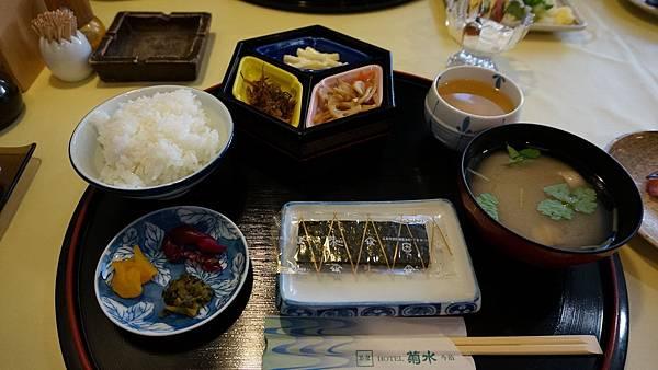 82.Hotel 菊水今治餐廳早餐