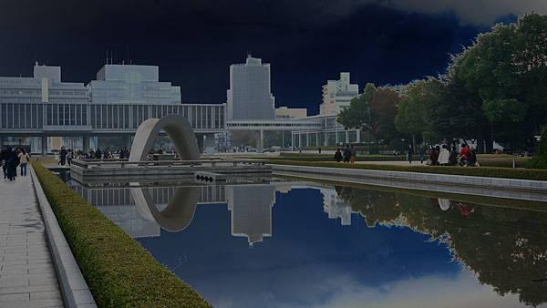 016.廣島和平紀念公園