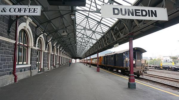 DSC07809.但尼丁火車站