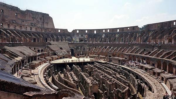 DSC01819.羅馬競技場  Tier 3