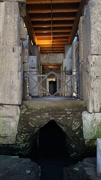 DSC01798.羅馬競技場 Underground tour