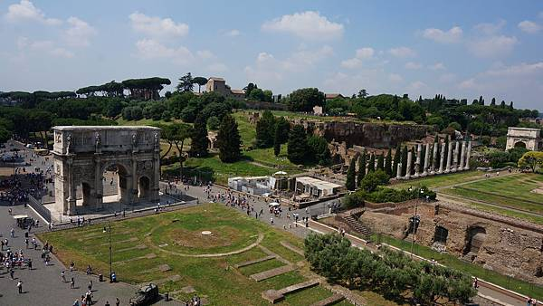 DSC01839.羅馬競技場  Tier 3