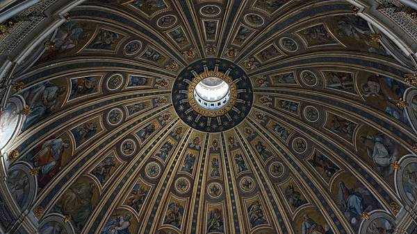 DSC02062.聖彼得大教堂圓頂