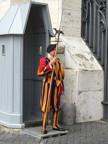 2015-06-09 16.37.13_聖彼得廣場 The Swiss Guard