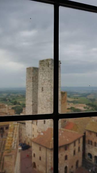 DSC02530.Torre Grossa 登頂途中