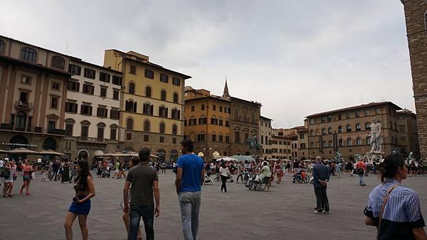 DSC02666.領主廣場 Piazza della Signoria