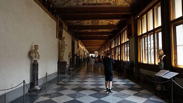 DSC02747.烏菲茲美術館 Galleria degli Uffizi