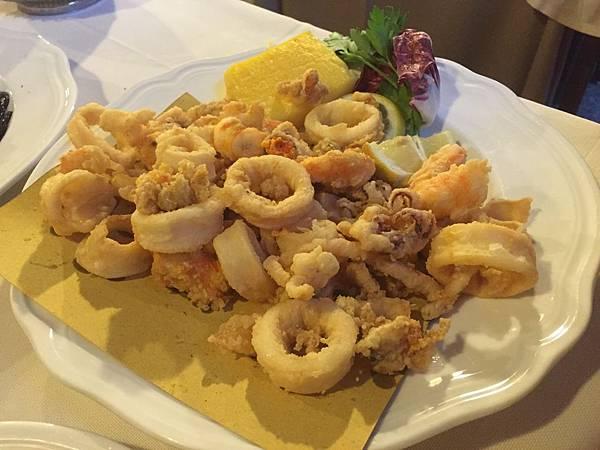 2015-06-15 20.42.19_Dinner at Taverna San Trovaso_Frittura mista di pesce