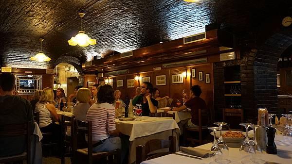 DSC03030.Dinner at Taverna San Trovaso