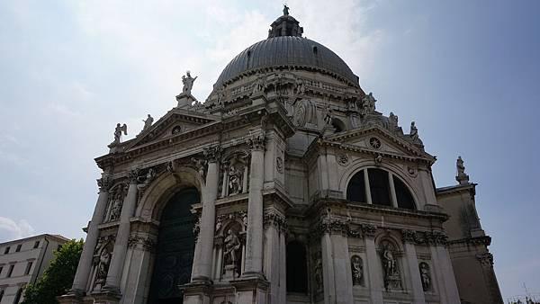 DSC03062.安康聖母瑪利亞教堂 Basilica di Santa Maria della Salute