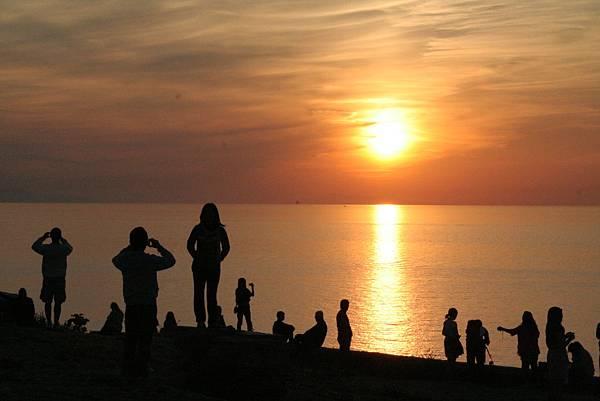 1645.Sunset at Mykonos