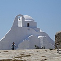 1466.Paraportiani Church~個人覺得很像冰淇淋的教堂