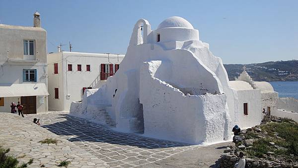 1536.Paraportiani Church