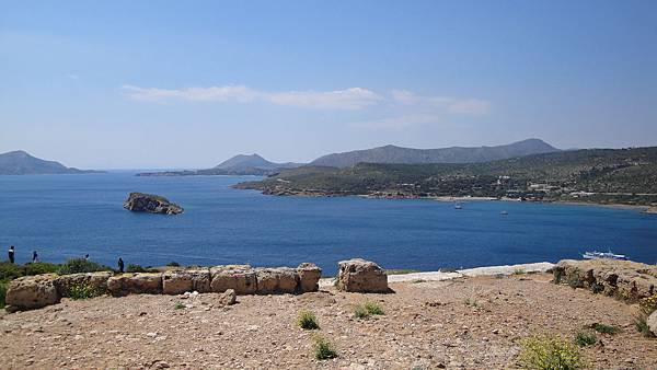 1372.蘇尼翁岬(Cape Sounion)
