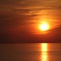1646.Sunset at Mykonos