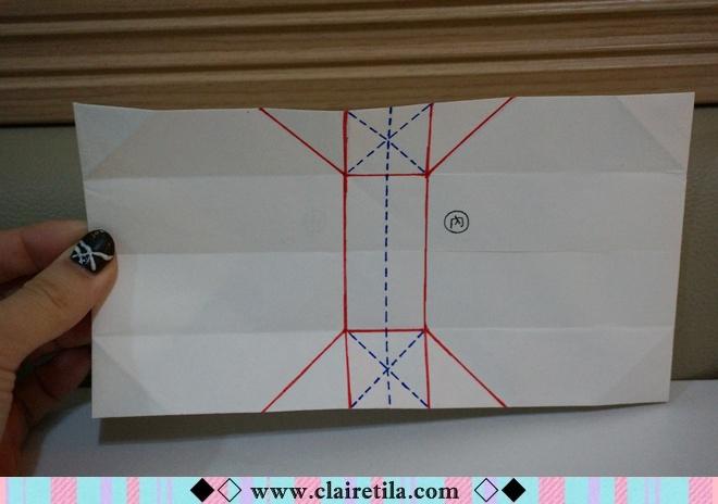 情人節禮物包裝特輯‧愛心形提袋+領帶造型包裝+斜緞帶綁法 (3).JPG