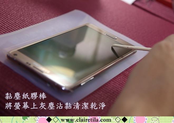 嚴選名膜.Note4包膜 全滿版2.5D強化玻璃螢幕保護貼 (32).JPG