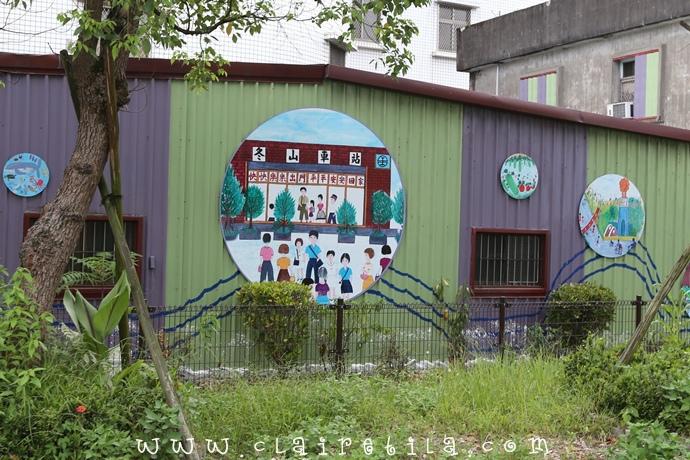 冬山車站 小風箏雪花冰 (6).JPG