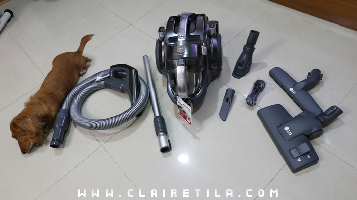 LG 圓筒式無線吸塵器VR94070NCAQ (9).JPG