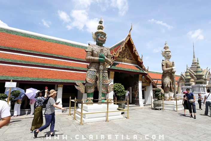 大皇宮與玉佛寺Grand Palace and Wat Phra Keaw  (19).JPG